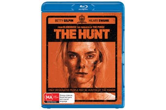 The Hunt Blu-ray Region B