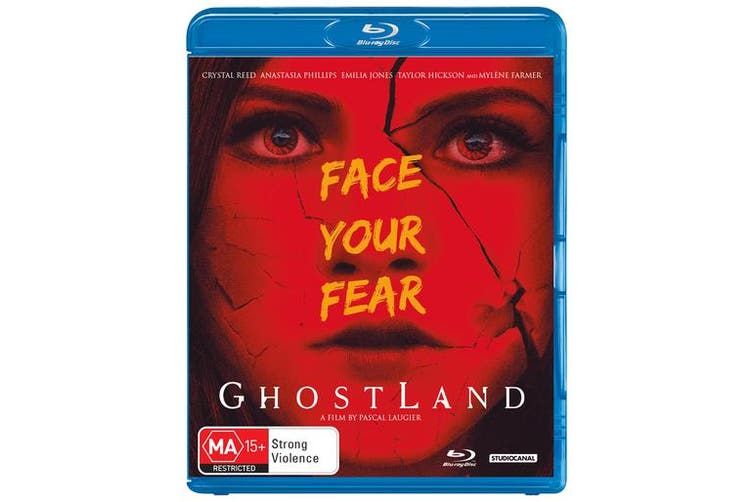 Incident in a Ghost Land Blu-ray Region B