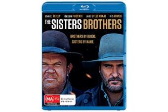 The Sisters Brothers Blu-ray Region B