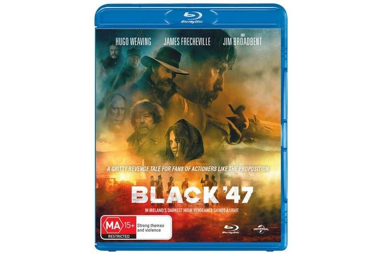 Black 47 Blu-ray Region B
