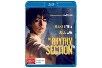 The Rhythm Section Blu-ray Region B