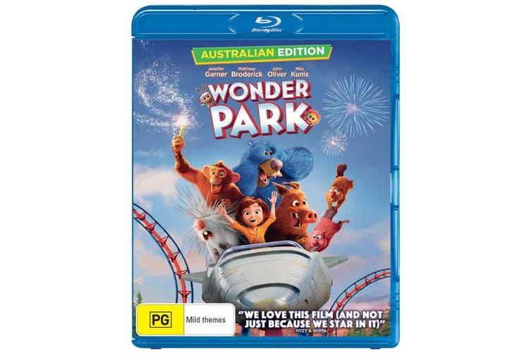 Wonder Park Blu-ray Region B