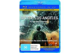 Battle Los Angeles Blu-ray Region B