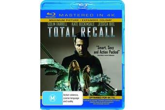Total Recall 4K UHD Region B