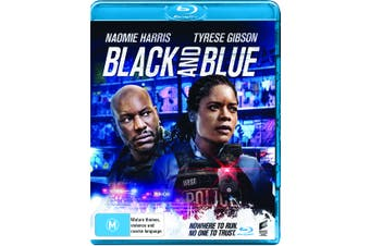 Black and Blue Blu-ray Region B