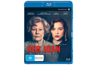 Red Joan Blu-ray Region B