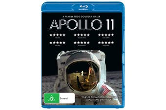 Apollo 11 Blu-ray Region B