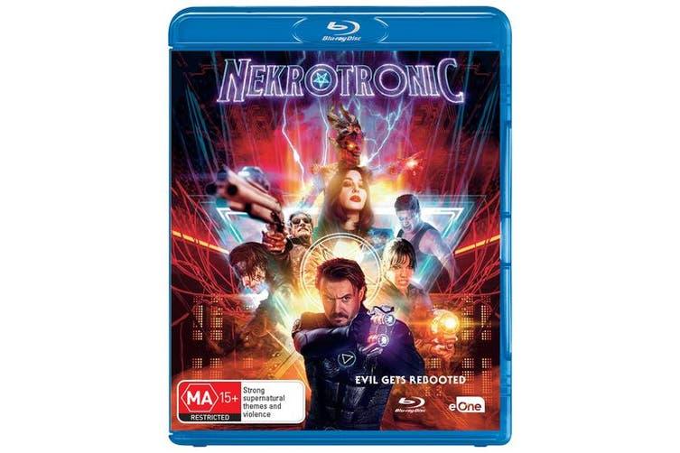 Nekrotronic Blu-ray Region B