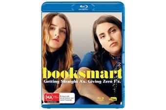 Booksmart Blu-ray Region B