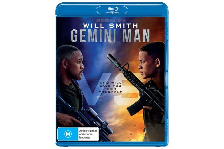 Gemini Man Blu-ray Region B