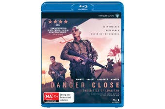 Danger Close The Battle of Long Tan Blu-ray Region B