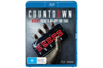 Countdown Blu-ray Region B