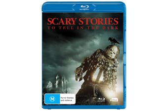 Scary Stories to Tell in the Dark Blu-ray Region B