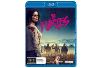 The Furies Blu-ray Region B