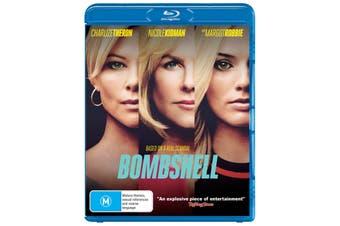 Bombshell Blu-ray Region B
