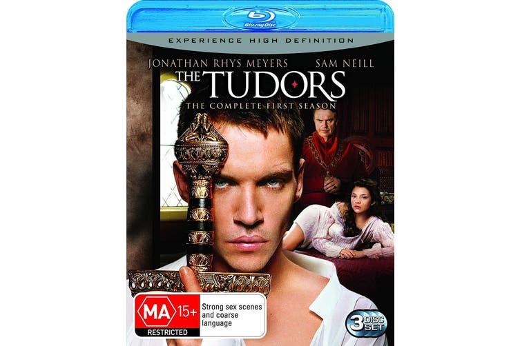 The Tudors Season 1 Blu-ray Region B