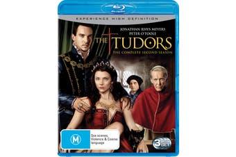 The Tudors Season 2 Blu-ray Region B