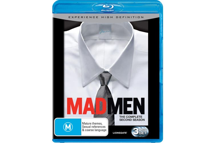 Mad Men Season 2 Blu-ray Region B