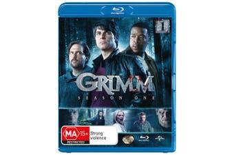 Grimm Season 1 Blu-ray Region B