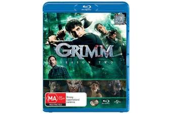 Grimm Season 2 Blu-ray Region B