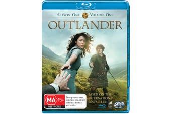 Outlander Season 1 Volume One Blu-ray Region B