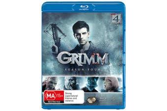 Grimm Season 4 Blu-ray Region B
