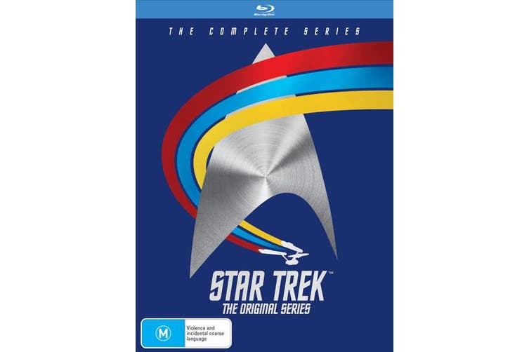 Star Trek the Original Series Complete Blu-ray Region B