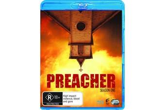 Preacher Season 1 Blu-ray Region B