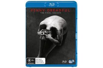 Penny Dreadful The Final Season Blu-ray Region B