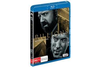 Billions Season 1 Blu-ray Region B
