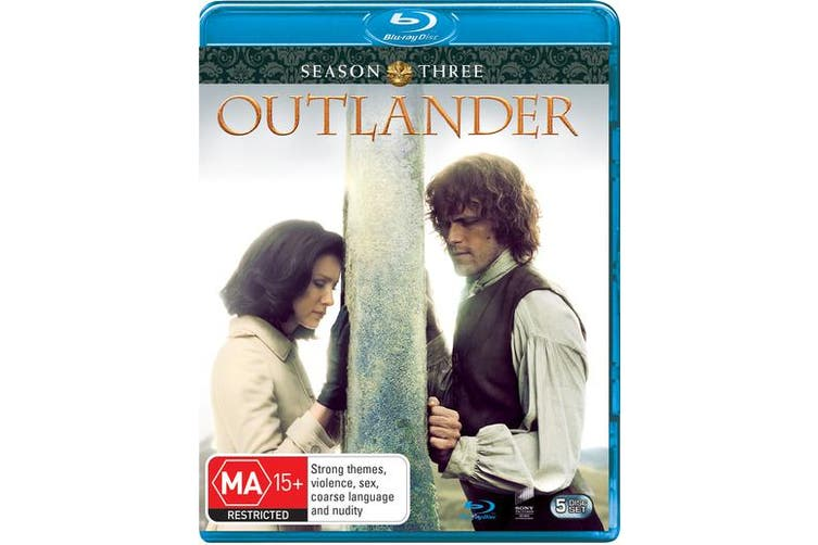 Outlander Season 3 Box Set Blu-ray Region B