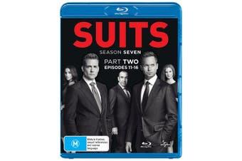 Suits Season 7 Part Two Blu-ray Region B