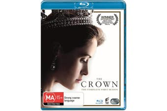 The Crown Season 1 Blu-ray Region B