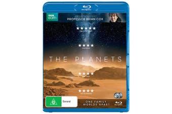 The Planets Blu-ray Region B