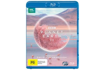 Planet Earth II Blu-ray Region B