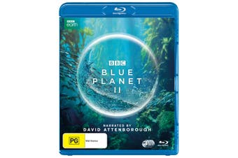 Blue Planet II Box Set Blu-ray Region B