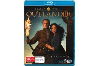 Outlander Season 5 Box Set Blu-ray Region B