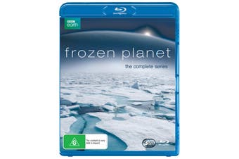 Frozen Planet Box Set Blu-ray Region B