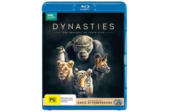 Dynasties Blu-ray Region B