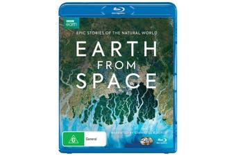 Earth from Space Blu-ray Region B