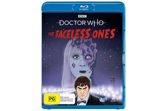 Doctor Who The Faceless Ones Box Set Blu-ray Region B