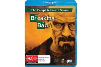 Breaking Bad Season 4 Blu-ray Region B