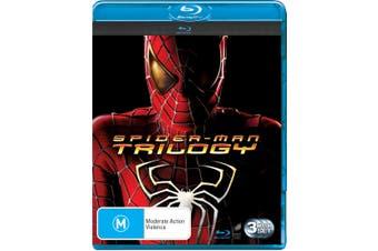 Spider Man Trilogy Blu-ray Region B