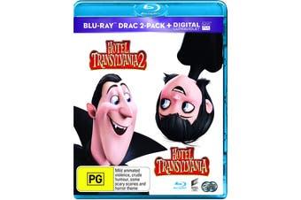 Hotel Transylvania / Hotel Transylvania 2 Blu-ray Region B