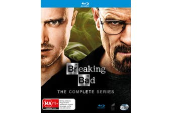 Breaking Bad The Complete Series Blu-ray Region B