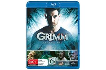 Grimm Season 6 Box Set Blu-ray Region B