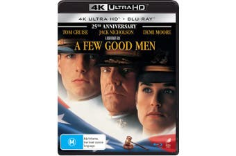 A Few Good Men 4K Ultra HD Blu-ray UHD Region B