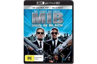 Men in Black 4K Ultra HD Blu-ray UHD Region B