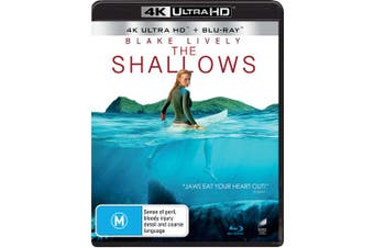 The Shallows 4K Ultra HD Blu-ray UHD Region B