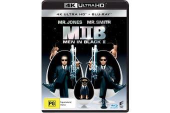 Men in Black 2 4K Ultra HD Blu-ray UHD Region B